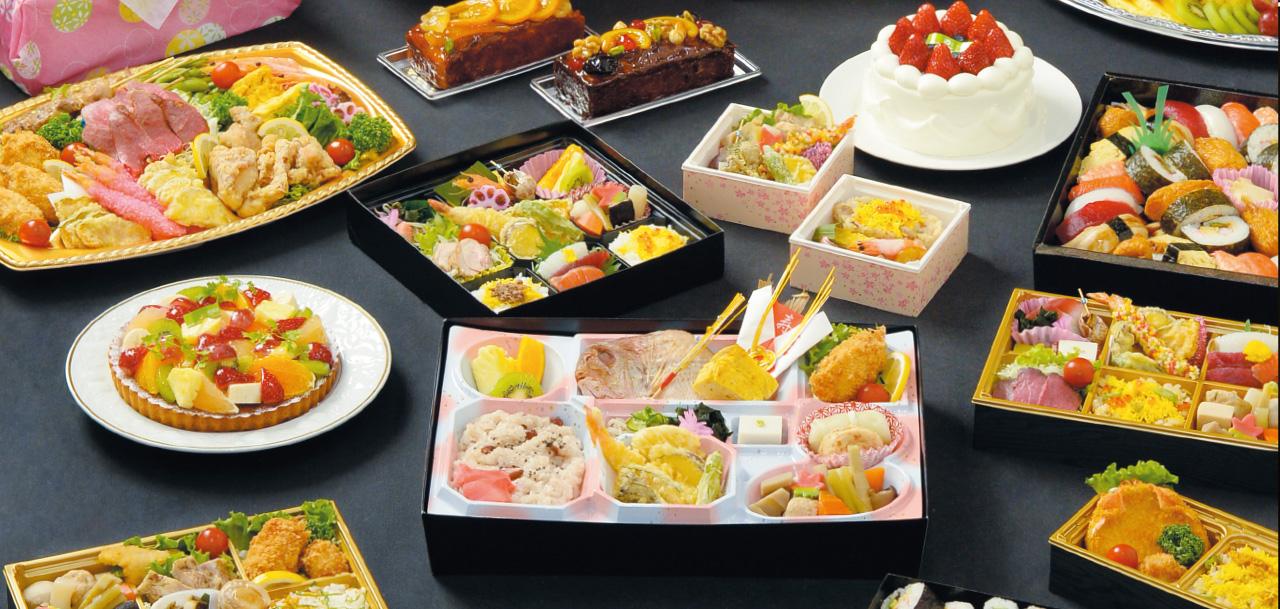 » 各種お弁当・仕出し・ギフト等
