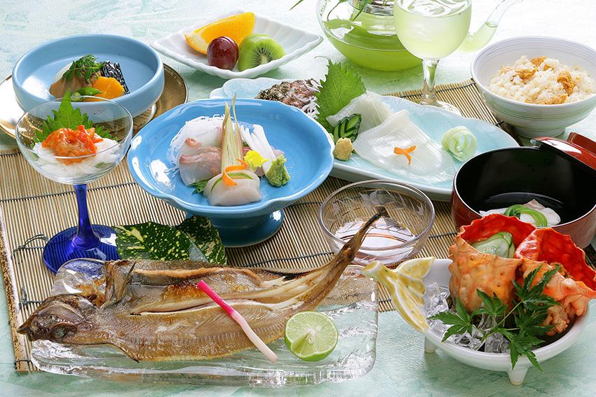 八戸がいっぱい郷土料理コース