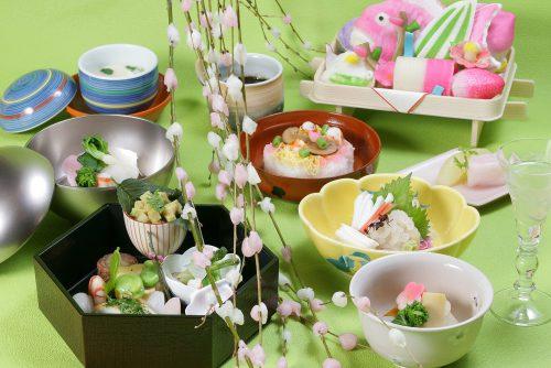 [お昼限定]春のミニ会席