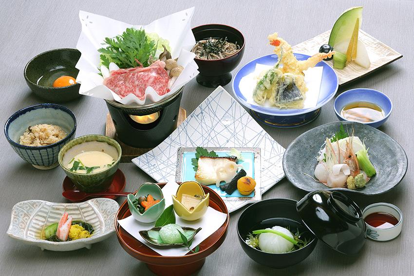 ご法事料理「白椿(しろつばき)」
