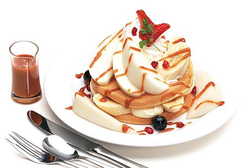 【期間限定】レクラークのパンケーキのご紹介