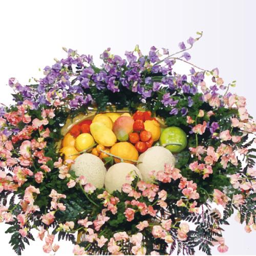 葬儀用盛篭
