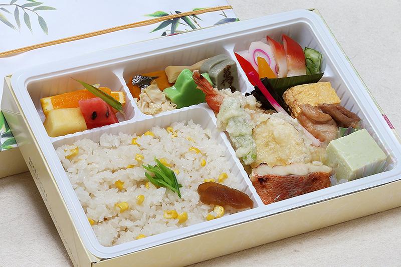 季節のお弁当 『 竹 』のご紹介