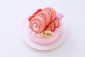 母の日に、日頃の感謝の気持ちを込めてケーキを贈りませんか♪
