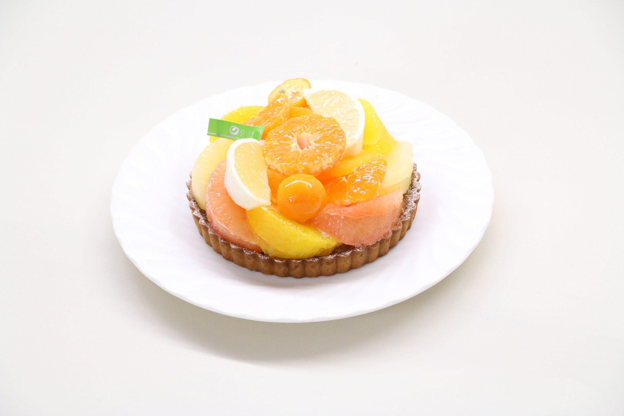 【期間限定】柑橘タルトデコレーション【5号】