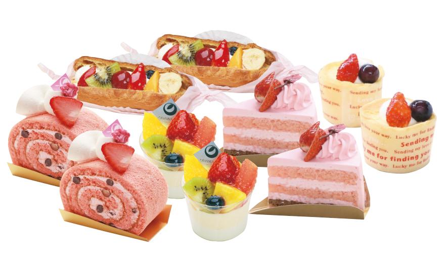 【4・5月春限定】春のデザート10個セット