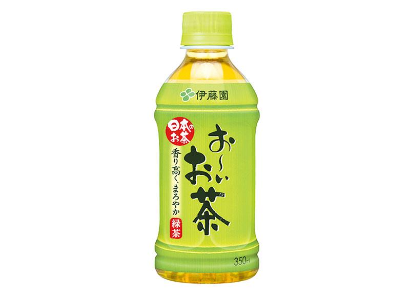 お茶 350ml ペットボトル
