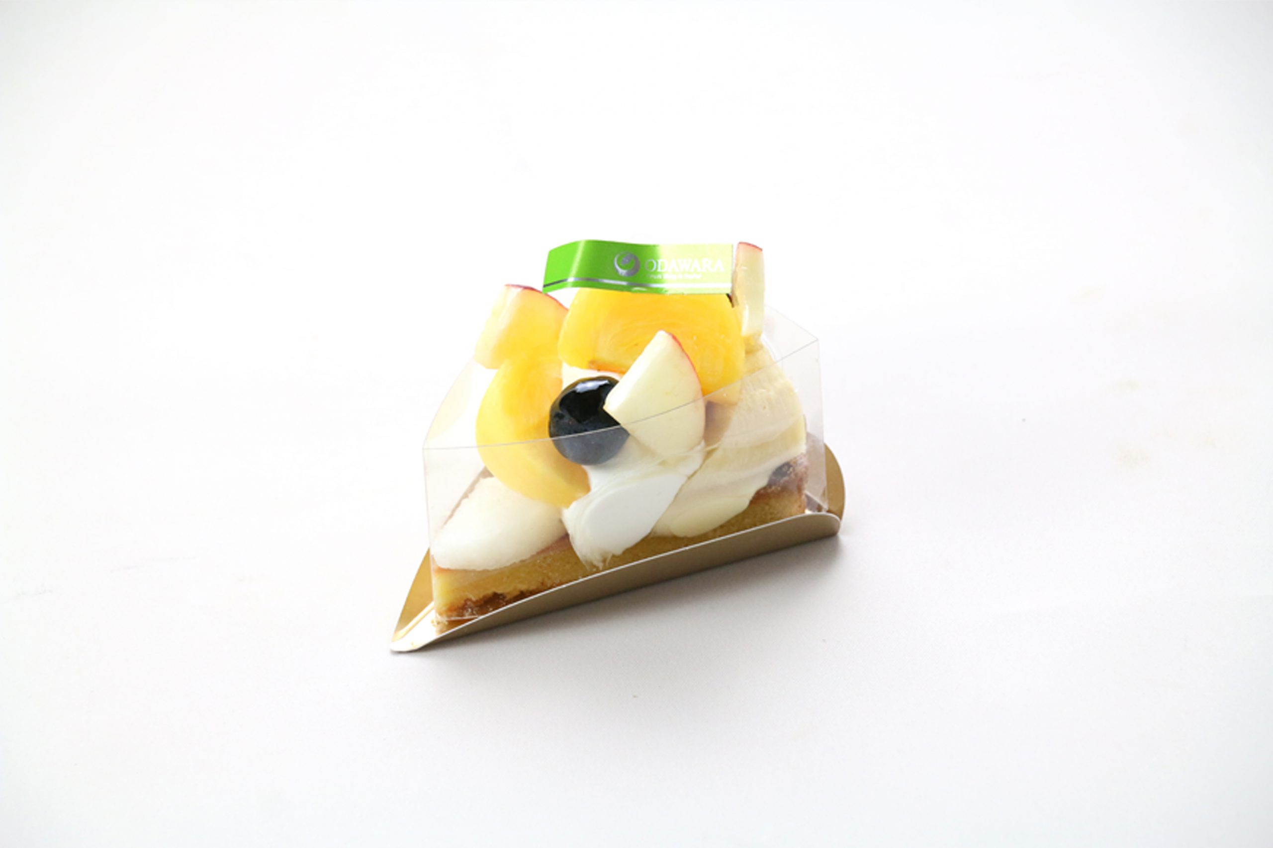 【期間限定】柿と梨のタルト